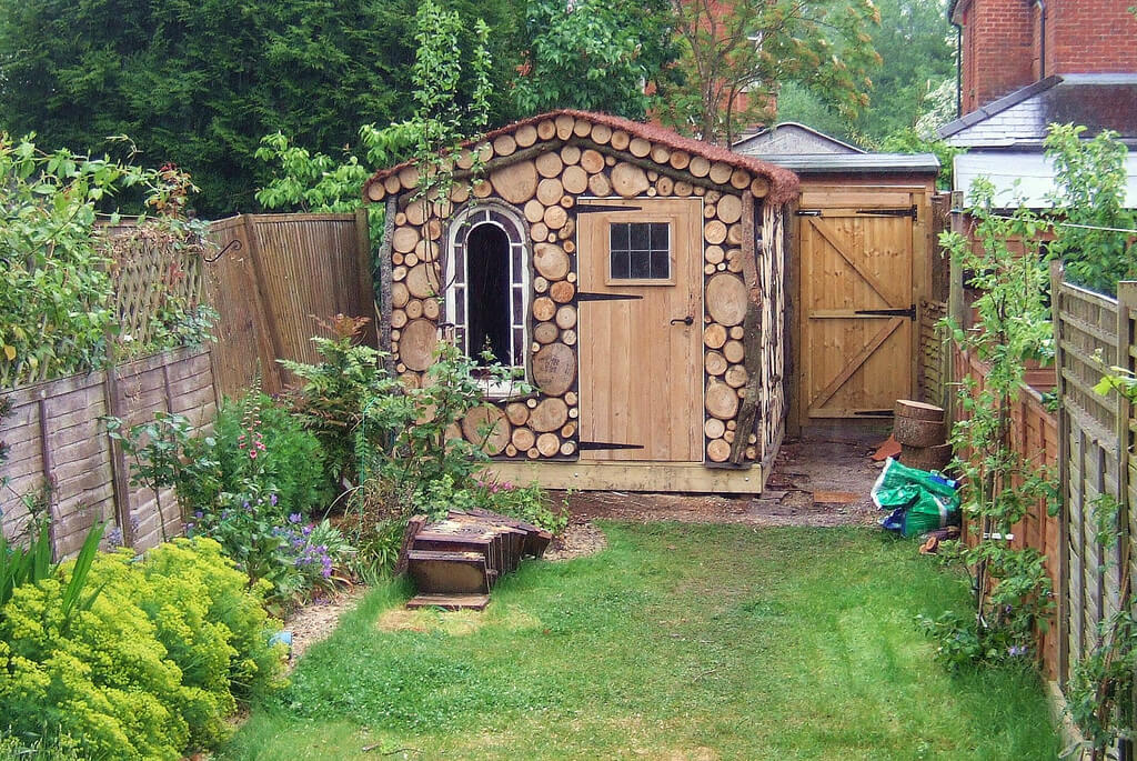 The Perfect Escape A Shed Load Of, Garden Shed Plan Uk