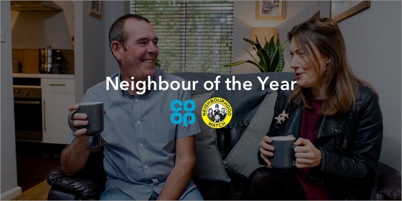 Neighbour of the Year 2019 - Nominations are now open!